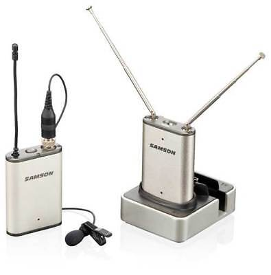 Samson Airline Micro UHF Wireless Camera Lavalier System
