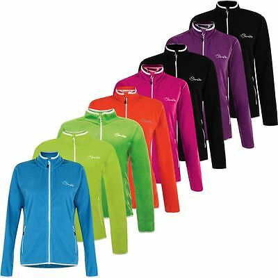 59%off Rrp Dare 2B Ladies Sublimity Light Midlayer Womens Sports Fleece Cover-Up