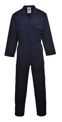 Portwest S999 Euro Work Boilersuit XS Navy