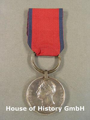 England: Waterloo Medaille 1815, Serjeant George Piper, Grenadier Guards