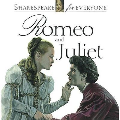 Romeo and Juliet (Shakespeare for Everyone) by Jennifer Mulherin | Paperback Boo