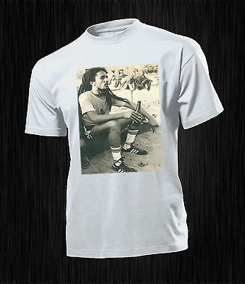 Tshirt Uomo Donna  No Happiness Bob Marley