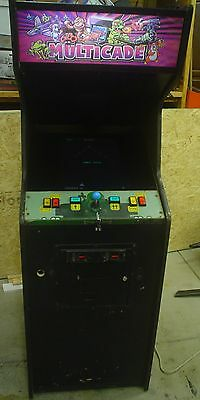Multicade Upright 60 In 1 Arcade Game