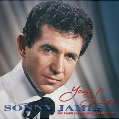 Sonny James - Young Love-Complete Recordings 1952-62 [New CD]