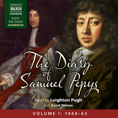 Pugh / Timson - Diary of Samuel Pepys [New Books] Boxed Set