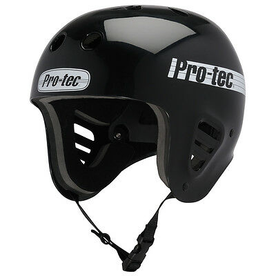 Protec Full Cut Wake Helmet Mens Sz L