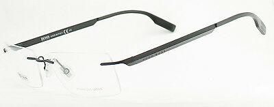 HUGO BOSS 0435 E9V Eyewear FRAMES - NEW RX Optical Glasses Eyeglasses - Italy