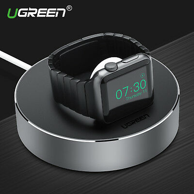 Ugreen Portable Charging Dock for Apple Watch Stand Holder Charging Cable Winder