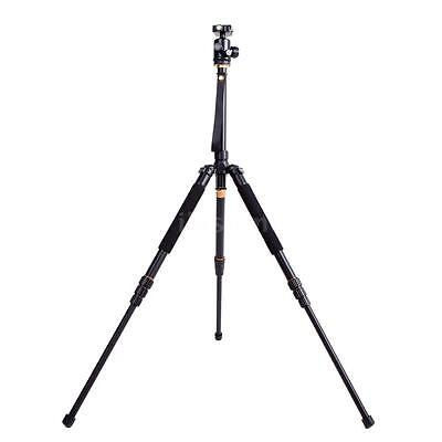 New Q999 Pro Tripod Monopod With Ball Head Detachable Traveling for DSLR Camera