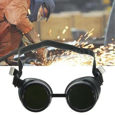 Black Welding Cutting Welders Safety Goggles Steampunk Cup Goggles Industrial