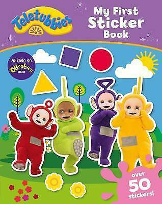 Teletubbies My First Sticker Book by  | Paperback Book | 9781405285643 | NEW