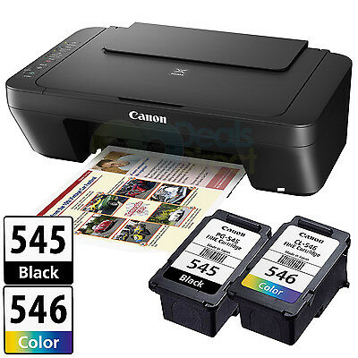 Canon PIXMA MG2550 All-In-One Inkjet Printer + Canon Inks + Fast & Free Delivery