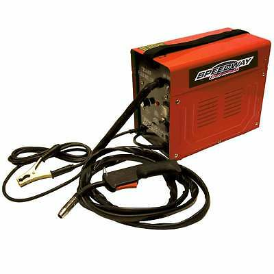 Speedway 90A Flux Wire Core Welder Welding Machine 7643