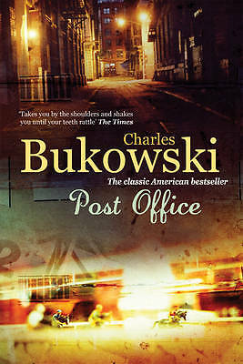 Post Office, Charles Bukowski, New