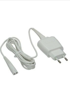 Braun Power CHARGER for Epilator   Lady Shave. 2 Pin Eu Plug