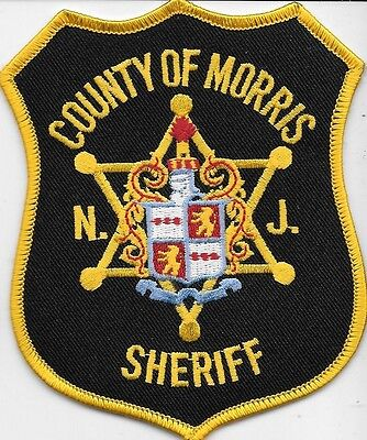 Morris County Co Nj Sheriff Dept Mc So Sd Loin Star Local State