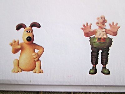 New In Package Wallace & Gromit Cast of Characters Stationery Writing Paper NWOT