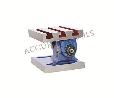 "SWIVEL ADJUSTABLE ANGLE PLATE : 5"" x 6"""
