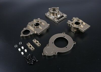 Center Differential Case CNC Metal for 1/5 Losi 5ive T