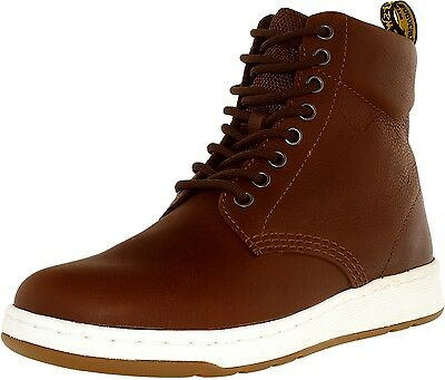 Dr. Martens Men's Rigal Ankle-High Leather Boot
