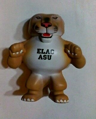 COUGAR SQUEEZE TOY East LA College SQUISHY PUMA Student Union STANDING PANTHER
