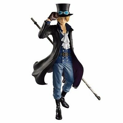 "One Piece Sabo Prize Scultures BIG Special SP PVC 24 cm/9"" Anime Figure No Box"