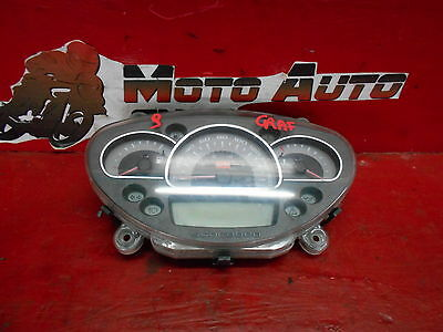 Instrument Instrumentation Aprilia Scarabeo 125 200 Light 2007 2008 Carburateur