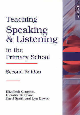 Teaching Speaking and Listening in the Primary School, Good Condition Book, Dawe