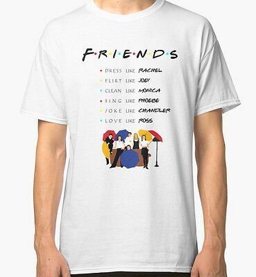 New Be l1ke Friends • TV show Men's T-Shirt Size S-2XL