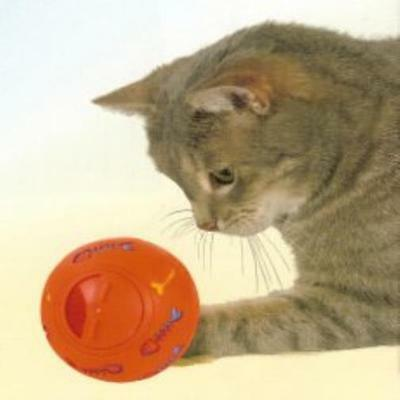 Trixie Cat Activity Snack Ball, 7Cm Pet New UK SELLER