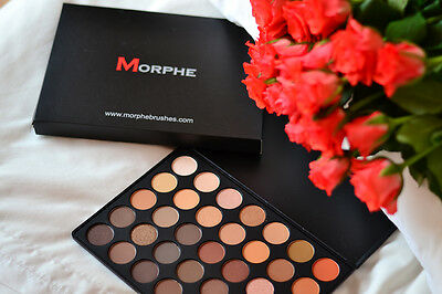 ❤️ Morphe Brushes Eyeshadow Palette ❤️ Uk Seller ❤️ Fast Dispatch ❤️