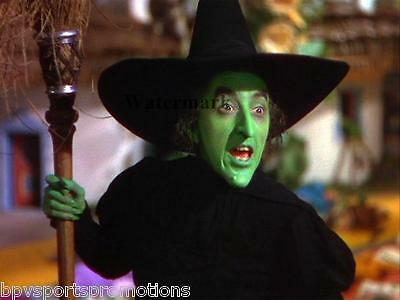 Margaret Hamilton The Wizard Of Oz Wicked Witch Of The West 8X10 Photo