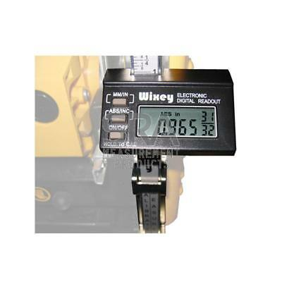 Wixey WR510 Electronic Digital Readout kit for Portable Planers - Refurbished