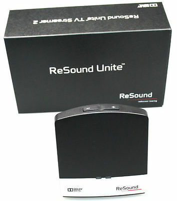 Resound Unite 2 Audio Beamer