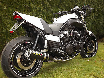 Yamaha Vmax 1200 Typ 2WE Roadster Caferacer Umbau