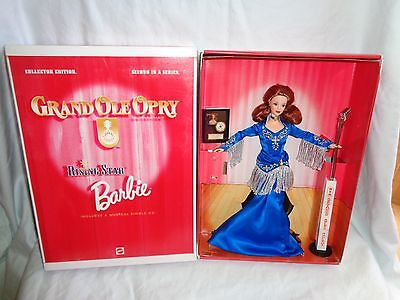 Grand Ole Opry Rising Star Barbie Blue Outfit 1998 New
