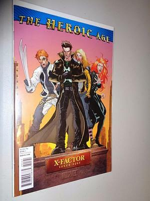 X-Factor #205 * Heroic Age Variant * Second Coming * NM+ * Marvel Comics * Cable