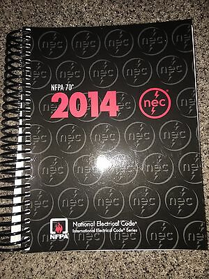 2014 National Electric Code Book Spiral Bound- Perfect