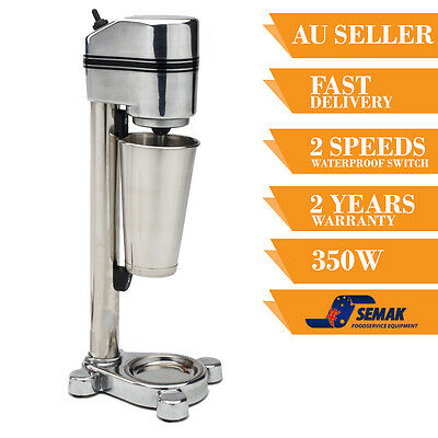 Semak Vitashake Milkshake Maker Drinks Mixer Machine 350W