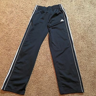 Adidas Warm Up Pants XL 18 Youth Woman's Small?