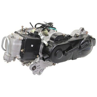 Replacement Engine Gy-6 With Sls Baotian Smart Rider Sport Bt49Qt-7 04 139Qma-10