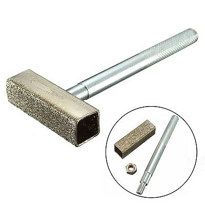 Dressing Bench Grinder Diamond Grinding Disc Wheel Stone Dresser Correct Tool