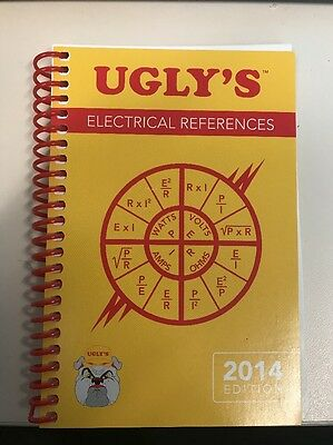 Ugly's Electrical References, 2014, An On-the-job Spiral Bound Pocket Size Guide