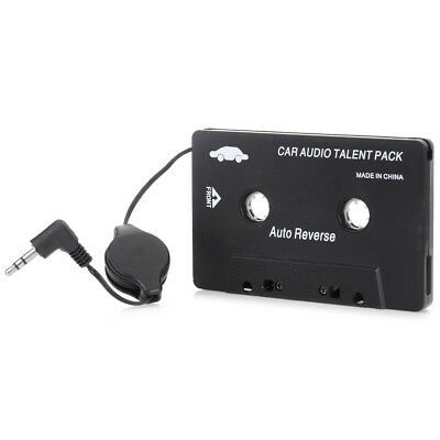Car Audio Cassette Adapter for iPod iPhone Samsung MP3 MD CD Car kit 3.5mm AUX
