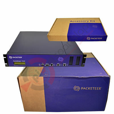 PACKETEER  PacketShaper PS7500-L000M Network Management Appliance MPN 090-02813