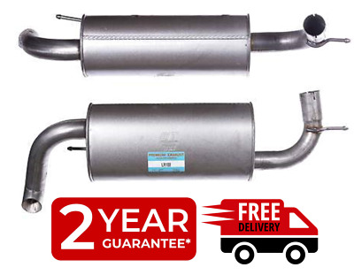 New Exhaust Rear Silencer Box Land Rover Freelander 2.0TD4 2000-2006 - LR188W
