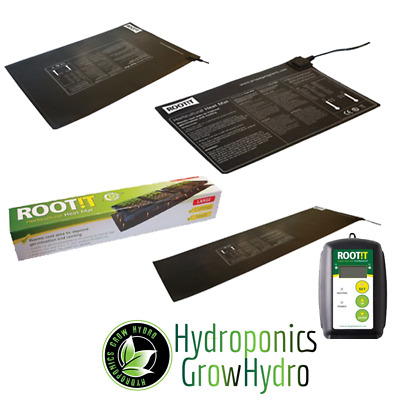 Root It Heat Mat + option for Thermostat propagation germination methods