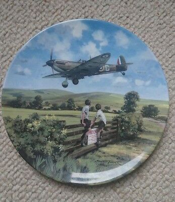 Royal doulton heroes of the sky