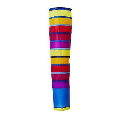 New Areaware Windsock Flag Beach Wind Durable Rip-Stop Nylon Portable - Solar