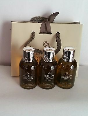 Molton Brown Tobacco Absolute Mini Gift Set 3 X50ml